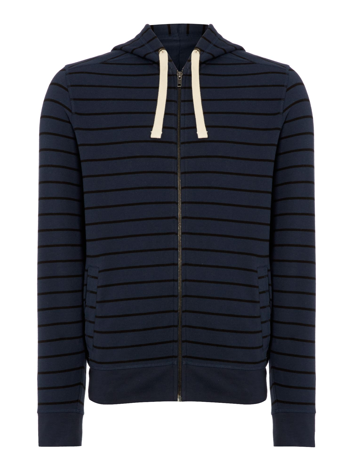 Manhatten Striped Hoody