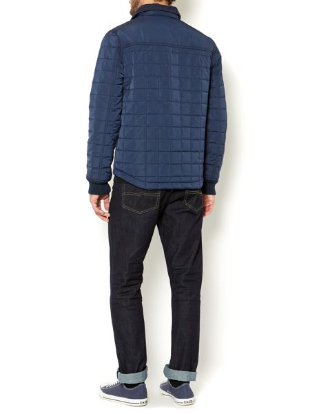 Criminal Clinton Quilted Jacket