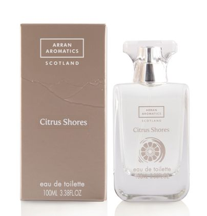 Citrus Shores Eau De Toilette 100ml