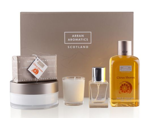 Citrus Shores Essential Collection Gift Box