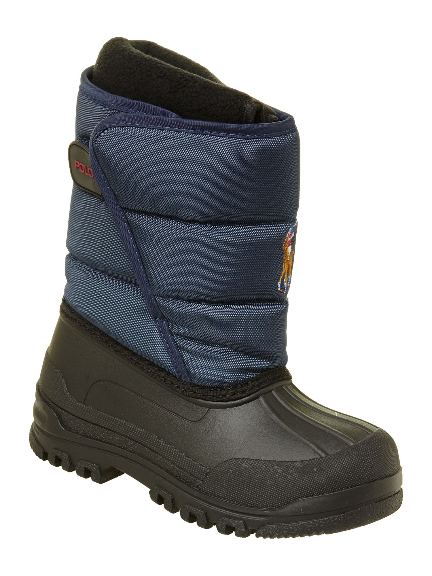 Boy`s snowboot