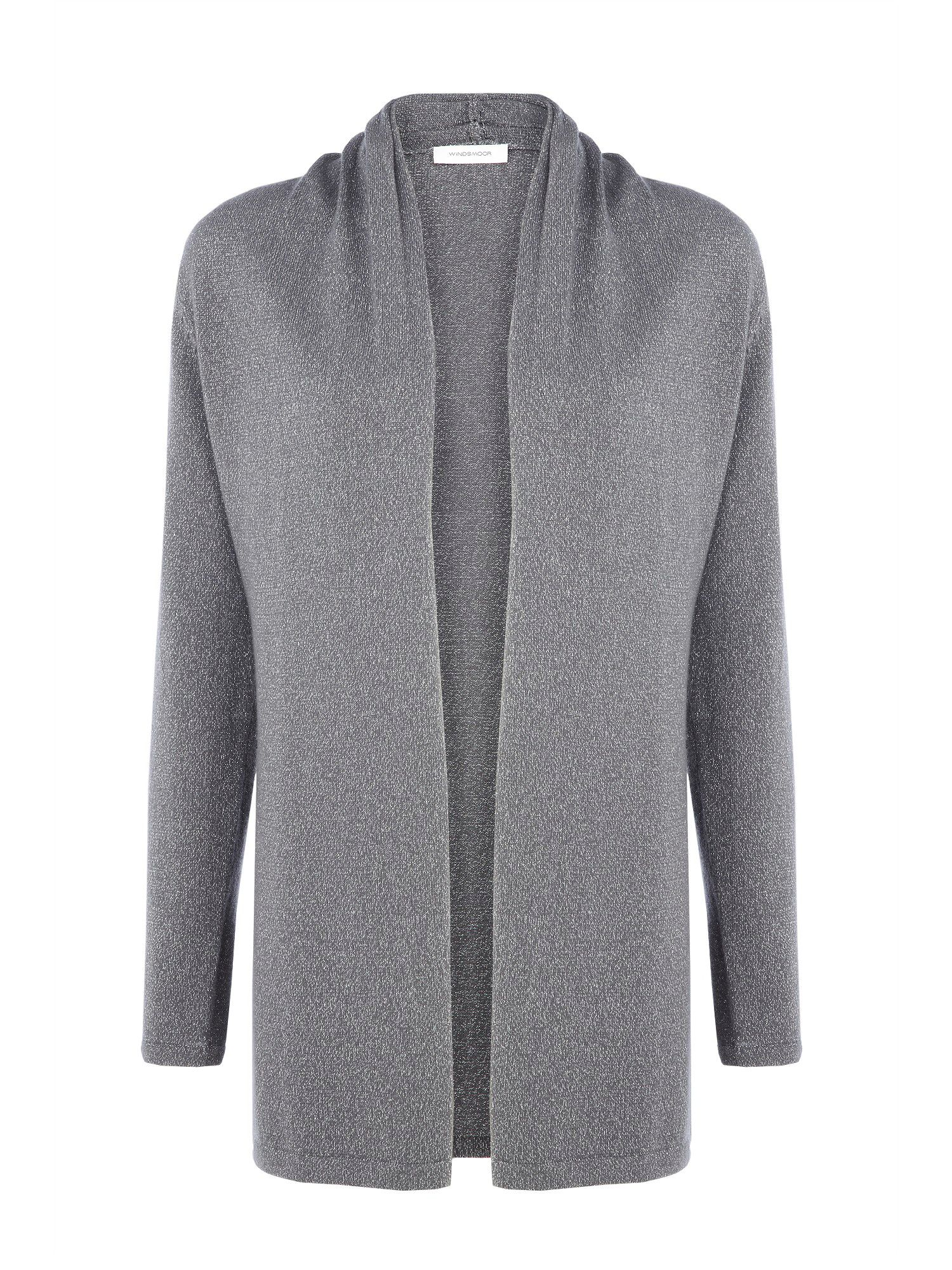 Dove grey cardigan
