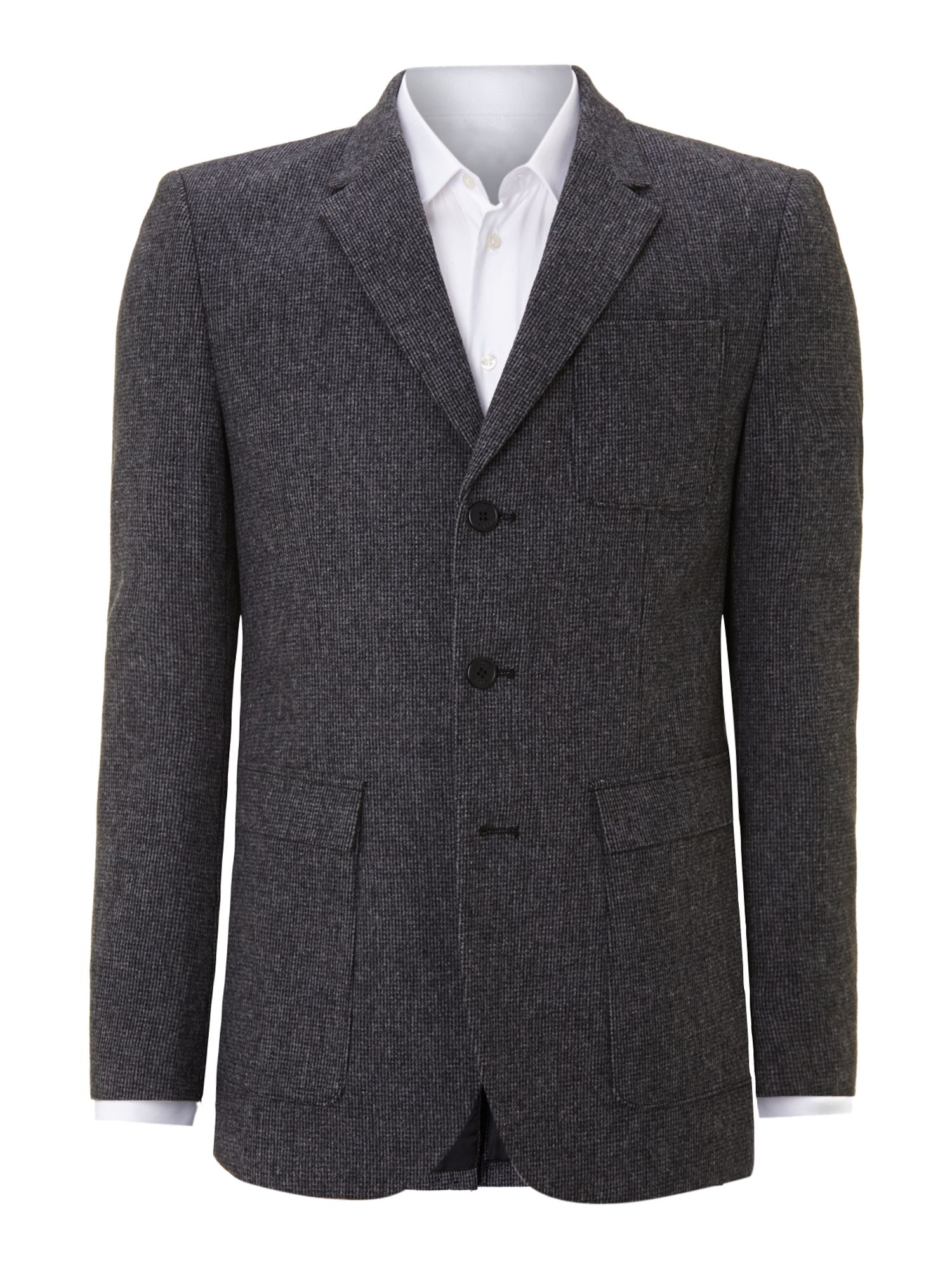 Norfolk dogtooth blazer