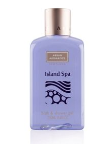 Island Spa Bath & Shower Gel 250ml