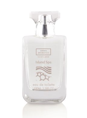 Island Spa Eau De Toilette 100ml