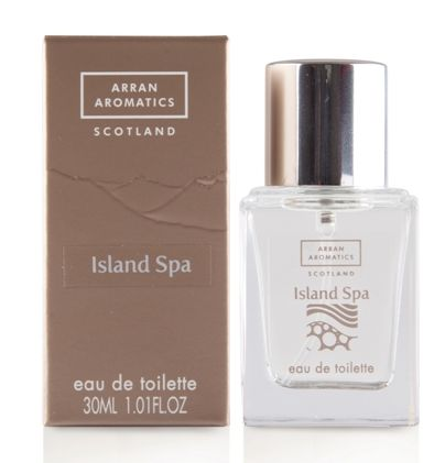 Island Spa Eau De Toilette 30ml