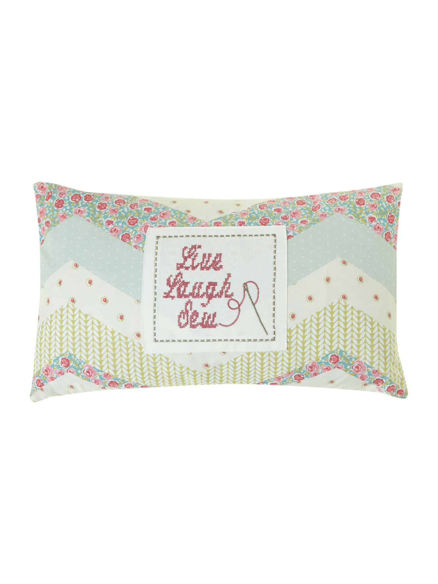 Wilma Duckegg cushion