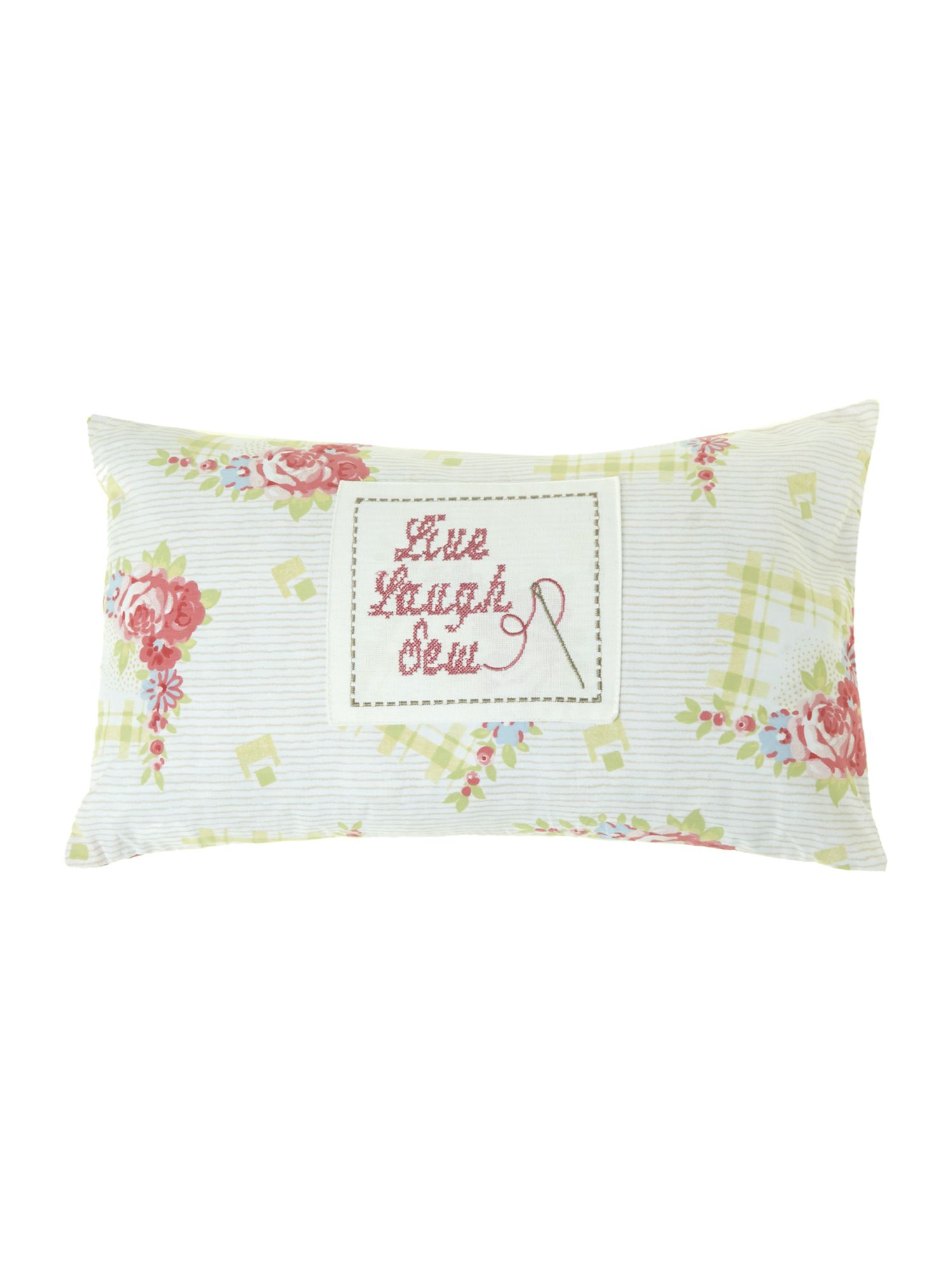 Wilma Rose cushion