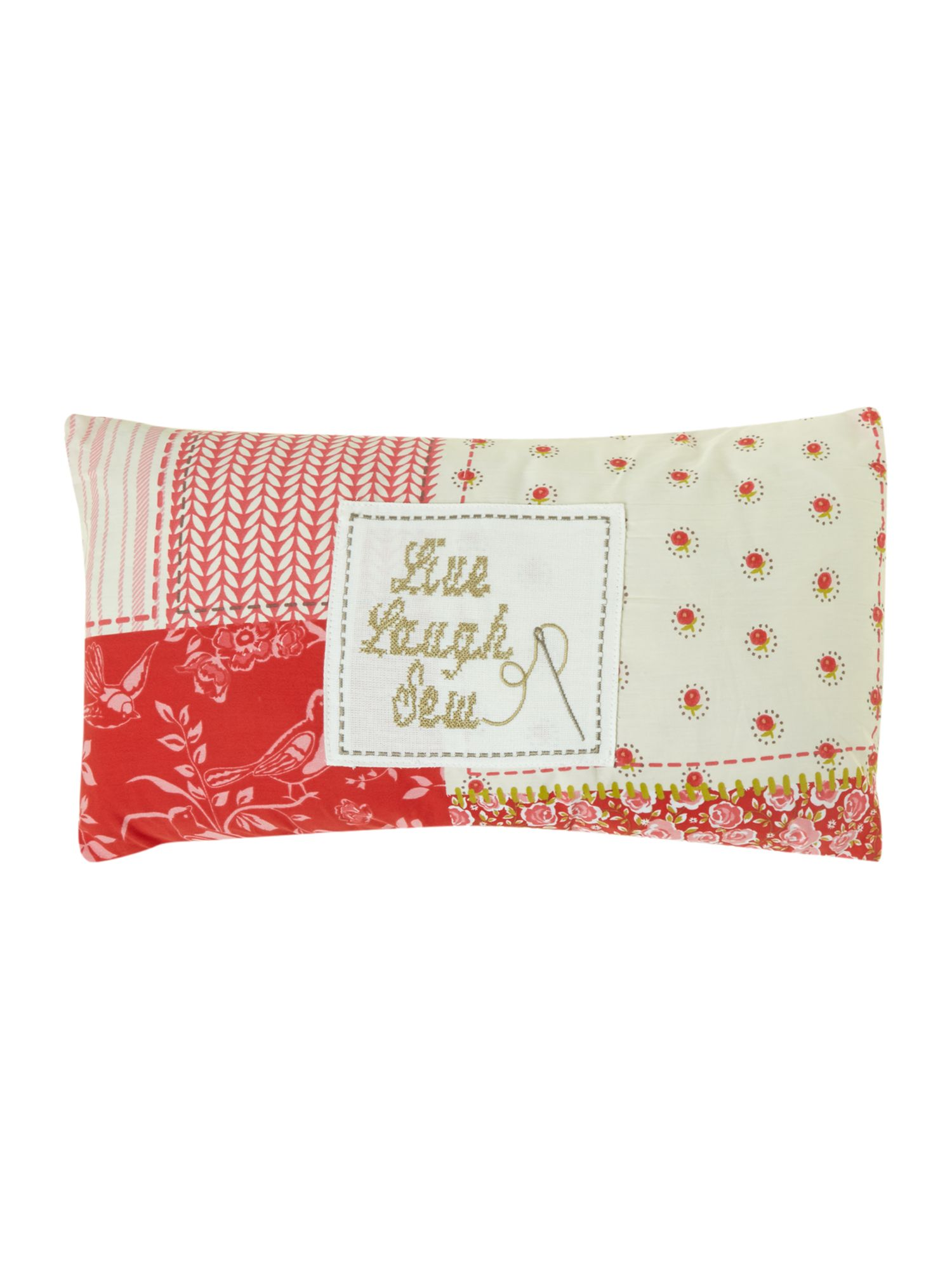 Wilma Strawberry cushion