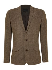 Sam one button blazer