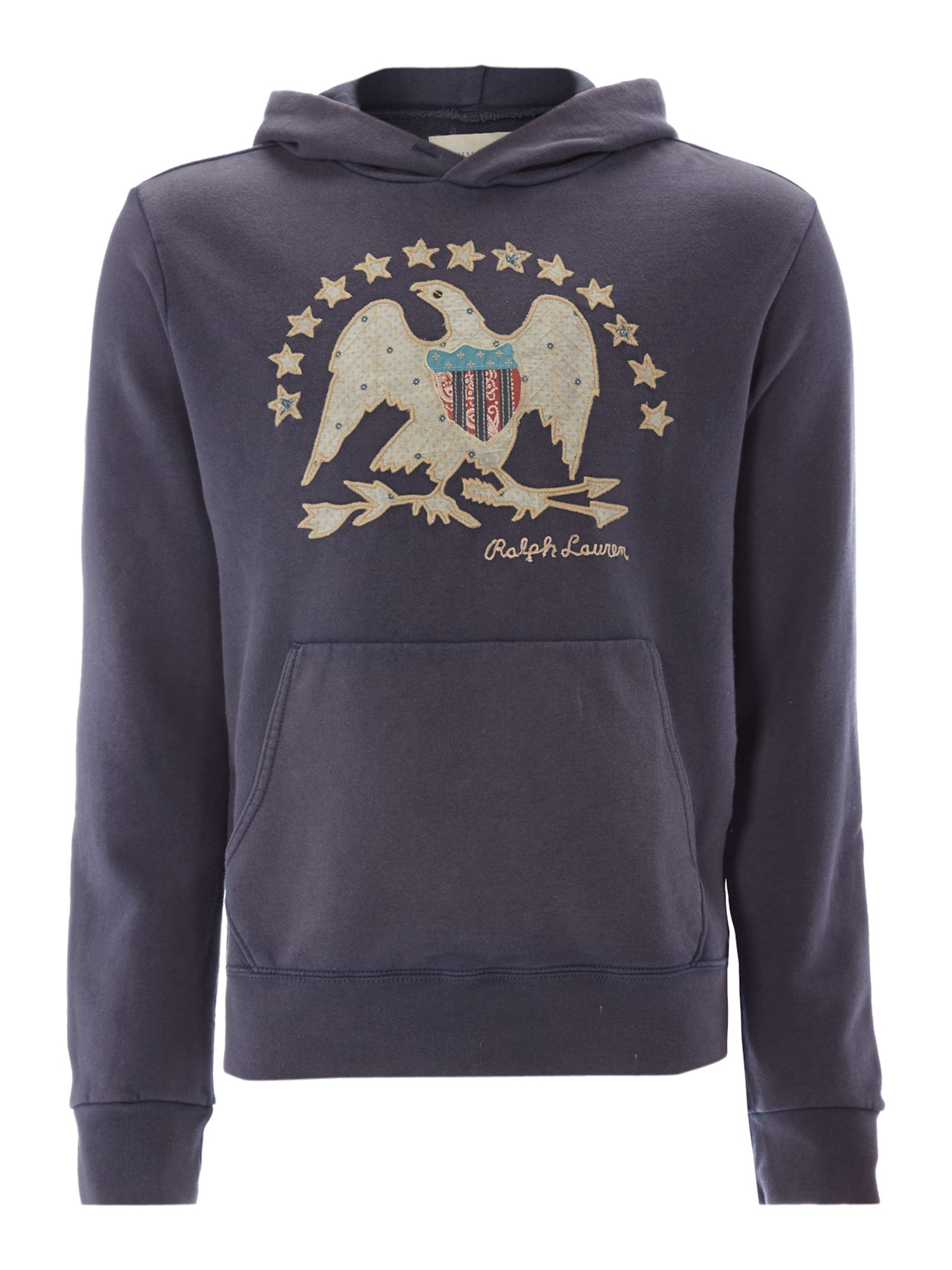 American indian hooded sweatshirt