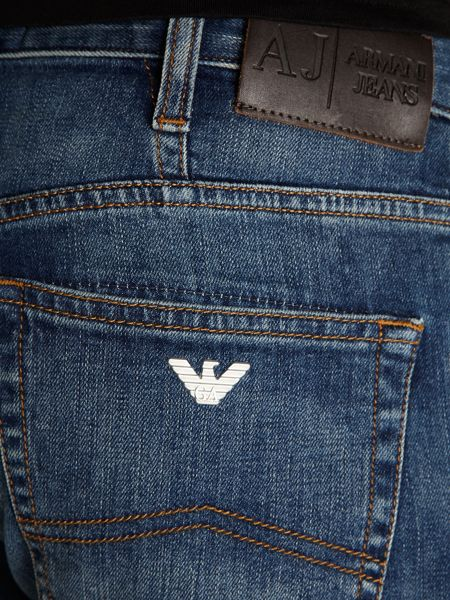 Armani Jeans J21 Regular Fit Jeans