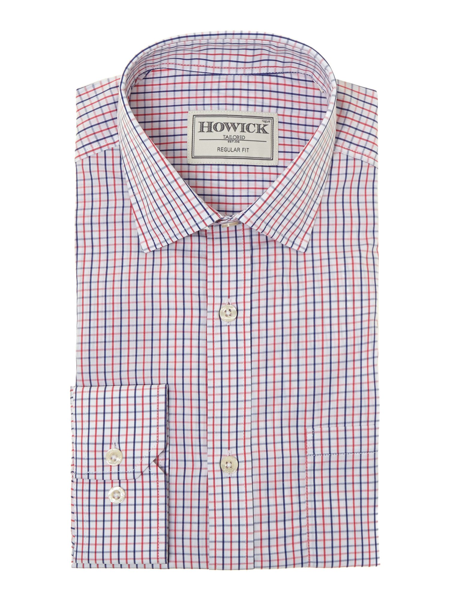 Sloan Check Shirt With Pocket