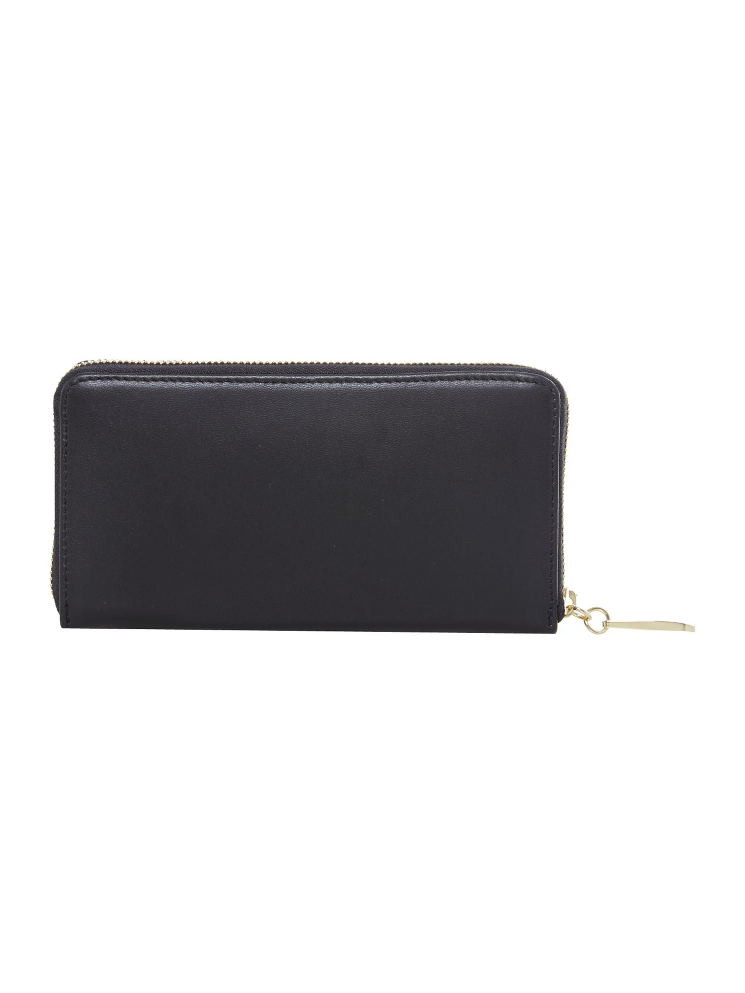 Ruby zip around purse