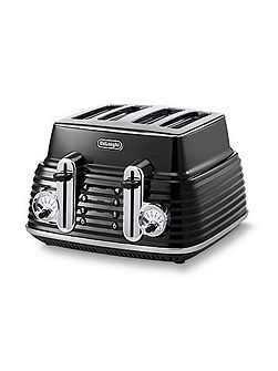 Scultura Toaster Black