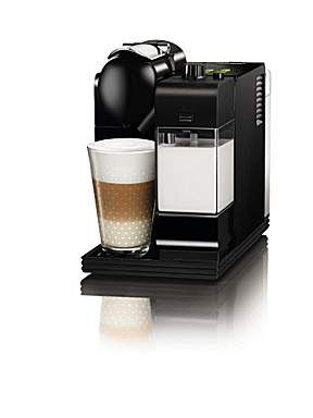 Nespresso Lattissima Plus Black with Gift
