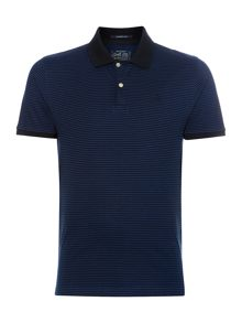 Rivington Fine Stripe Polo