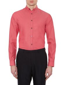 Minerva Press Stud Collar Shirt