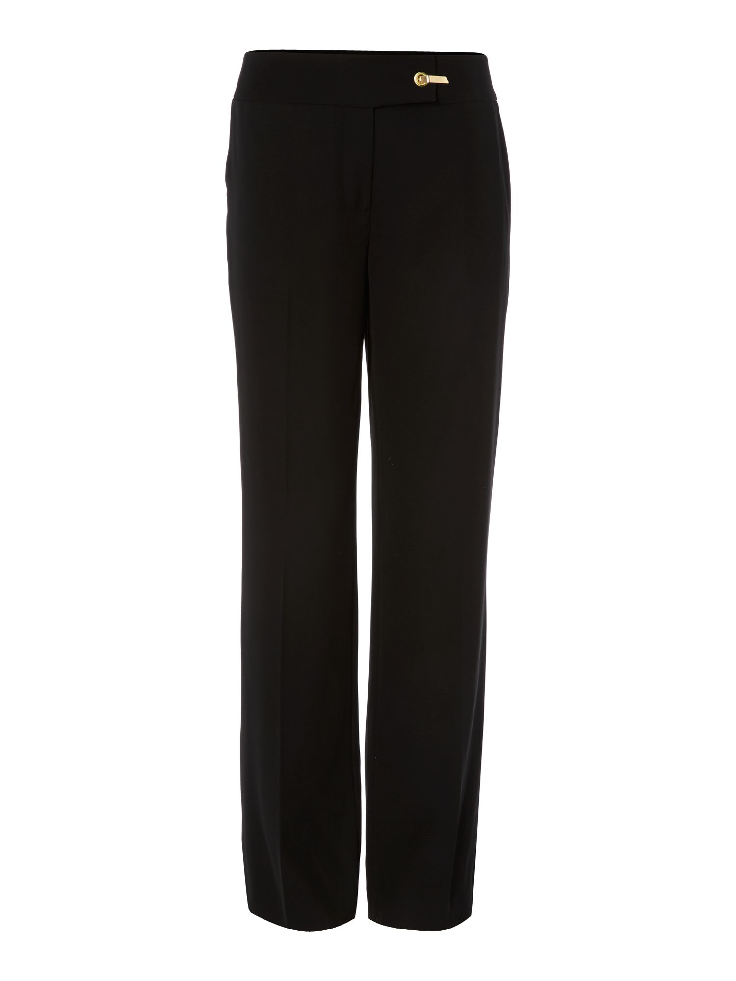 Susan buckle trim trouser- 28