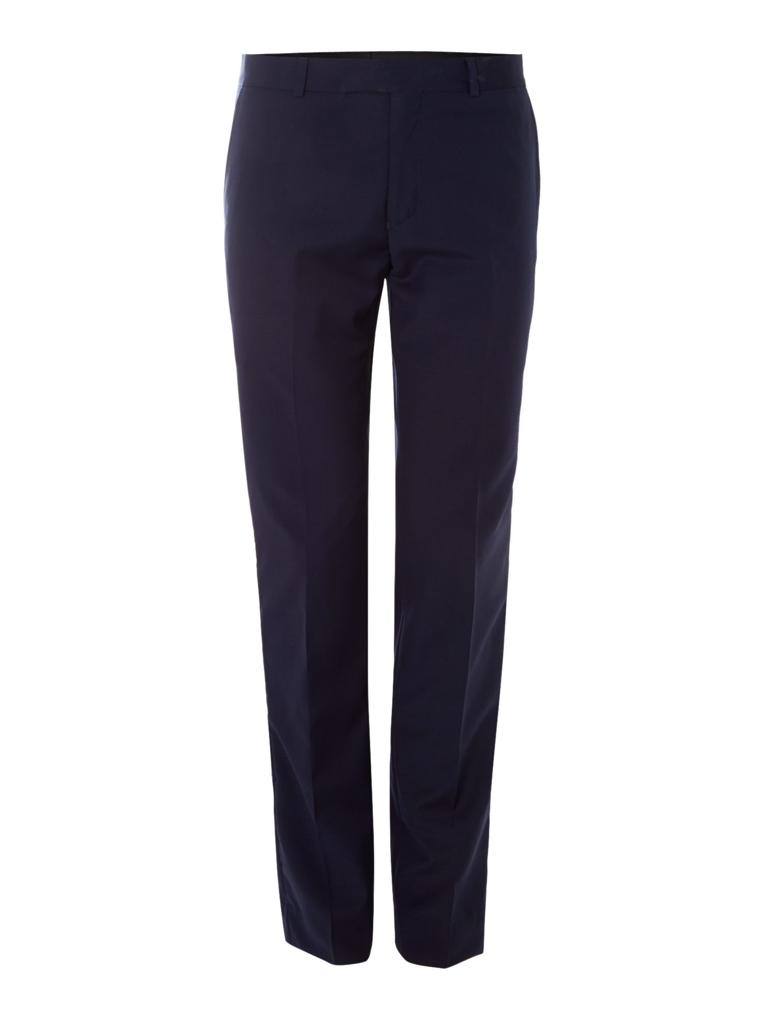 Mohair tonic slim suit trousers