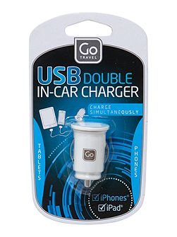 USB In- car charger