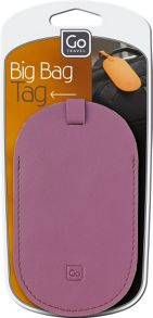 Go Travel Big bag tag, assorted colours