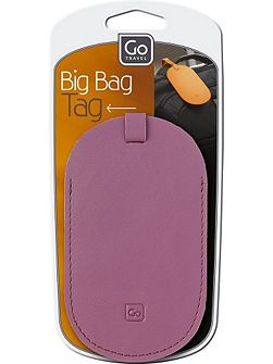 Big bag tag, assorted colours