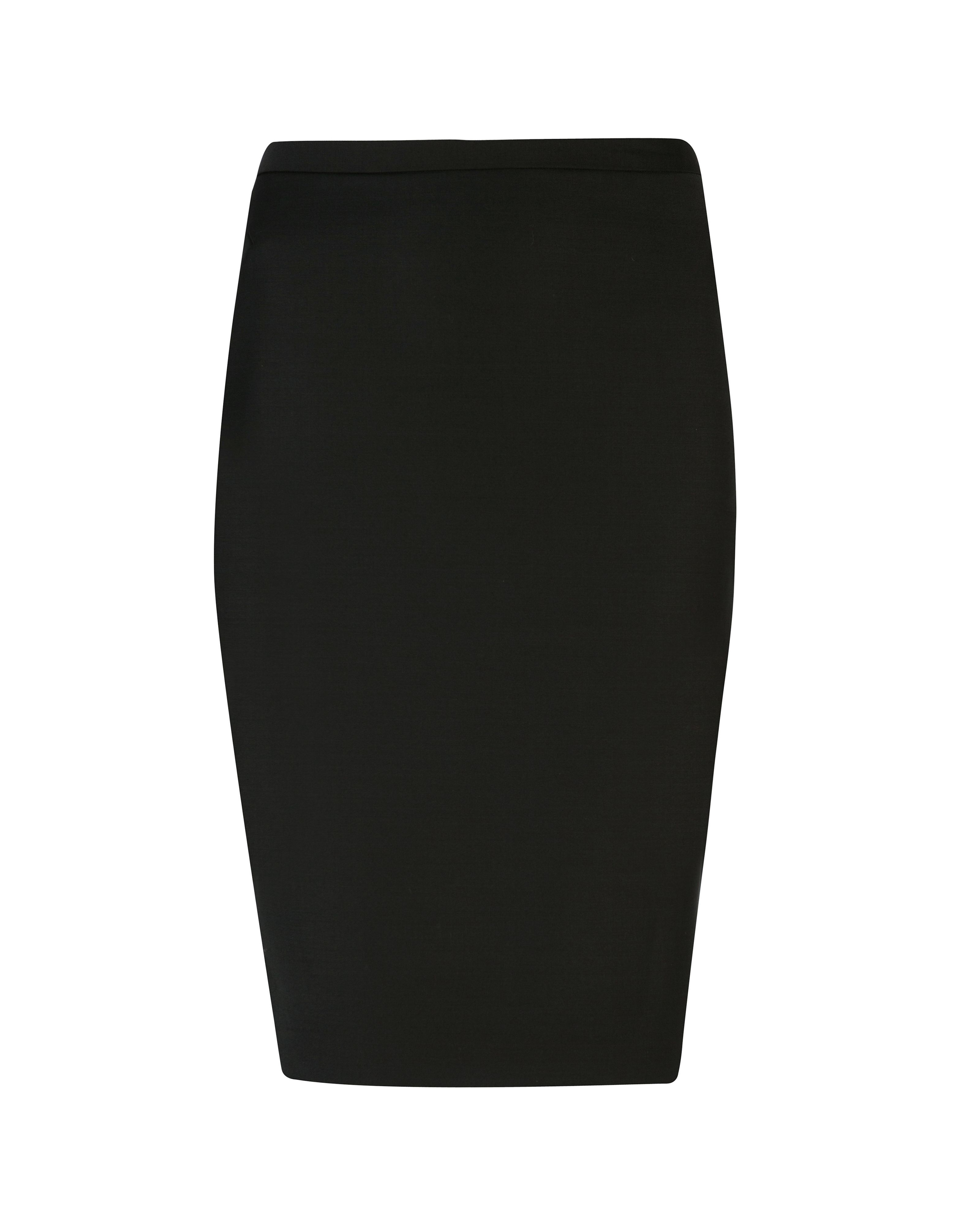 Yaffas shiny lavanta suit skirt