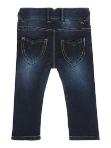 Girl`s regular fit jeans