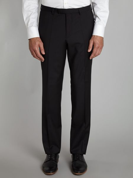 Hugo Boss Shout regular fit suit trousers