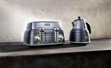 Delonghi Scultura Kettle Carbon KBZ3001.GR
