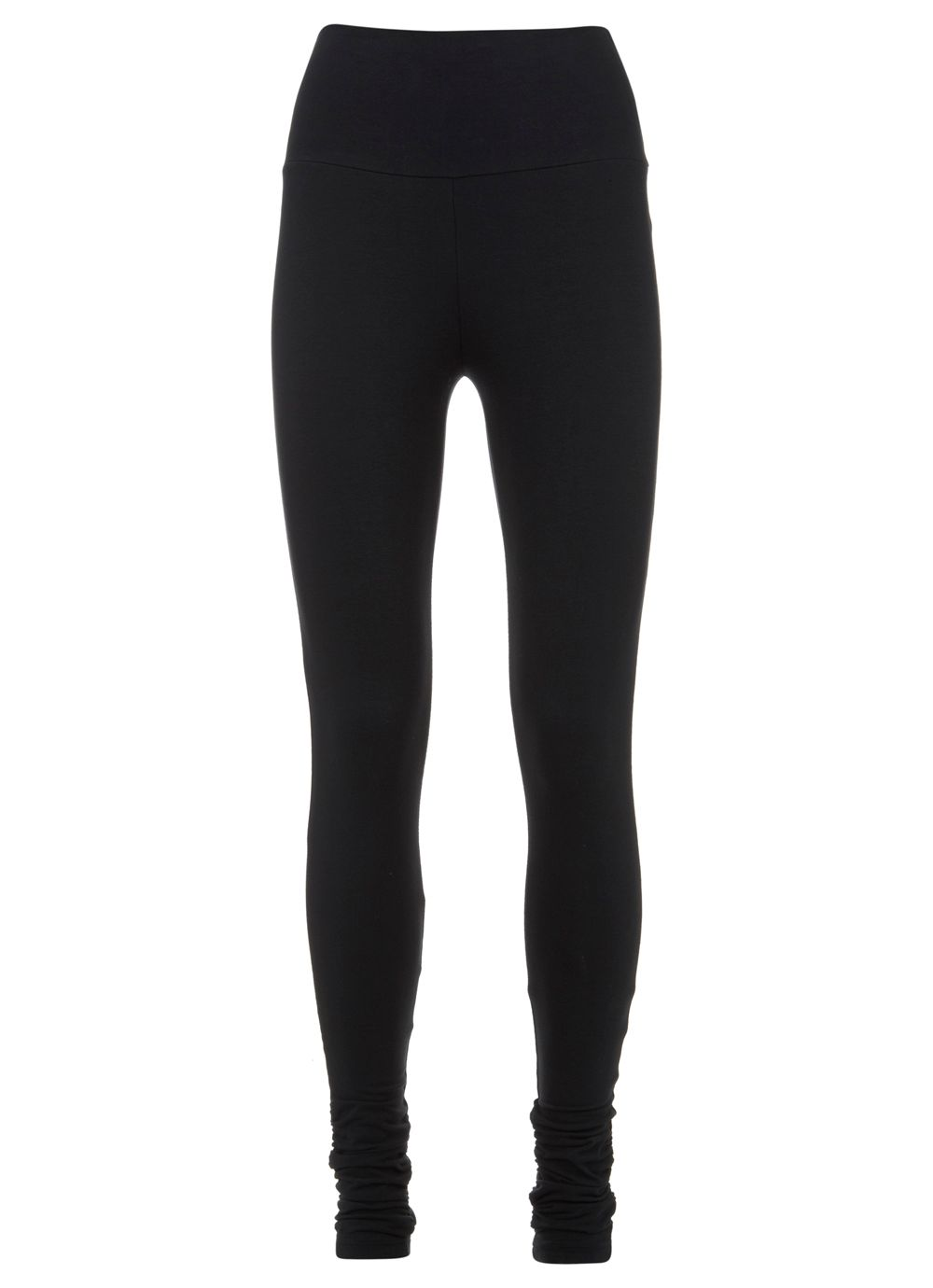 Storm Grey Ruched Leggings