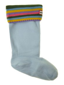 Boy`s knitted stripe sock