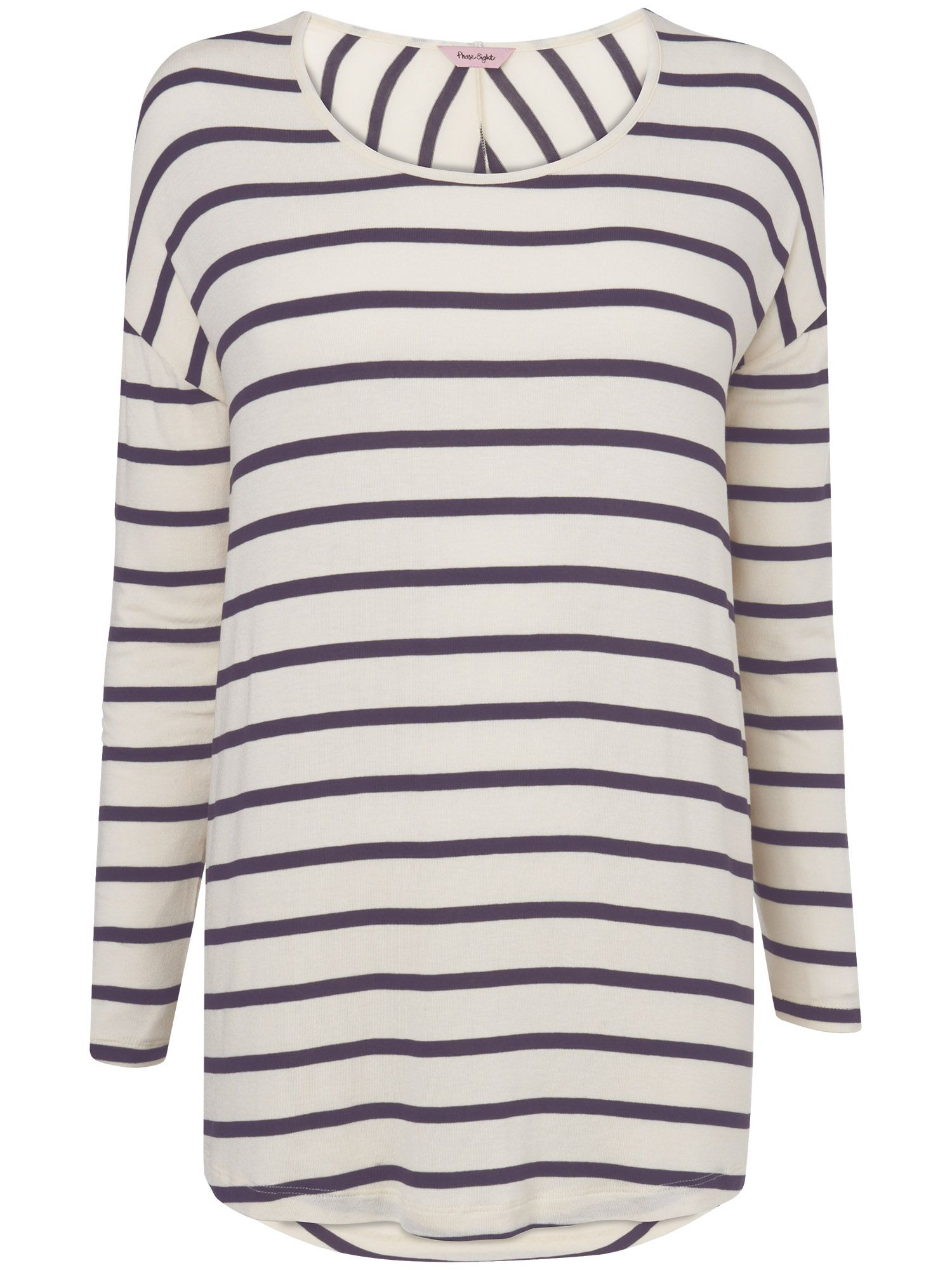 Doris stripe top