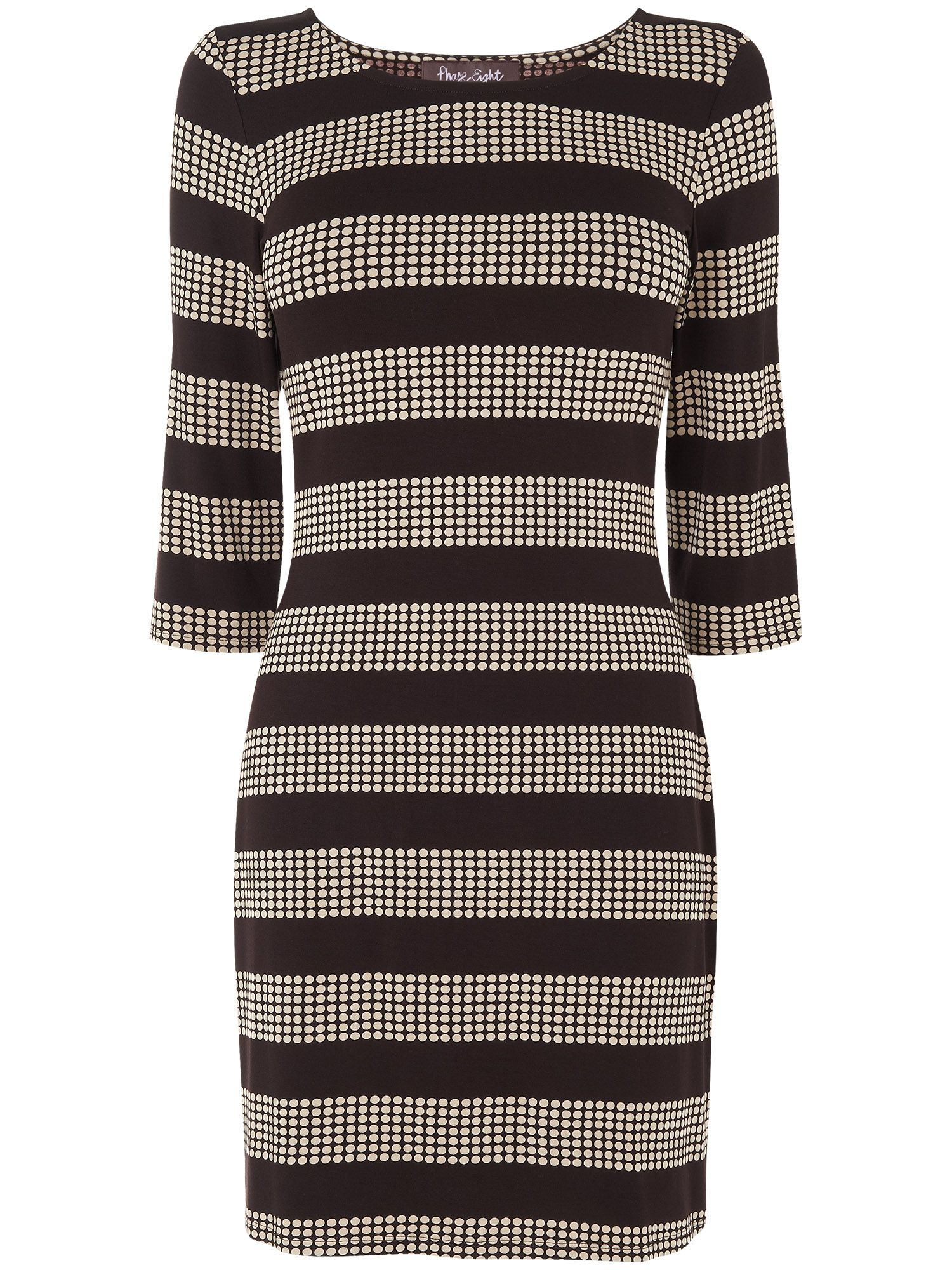 Stripe spot tunic