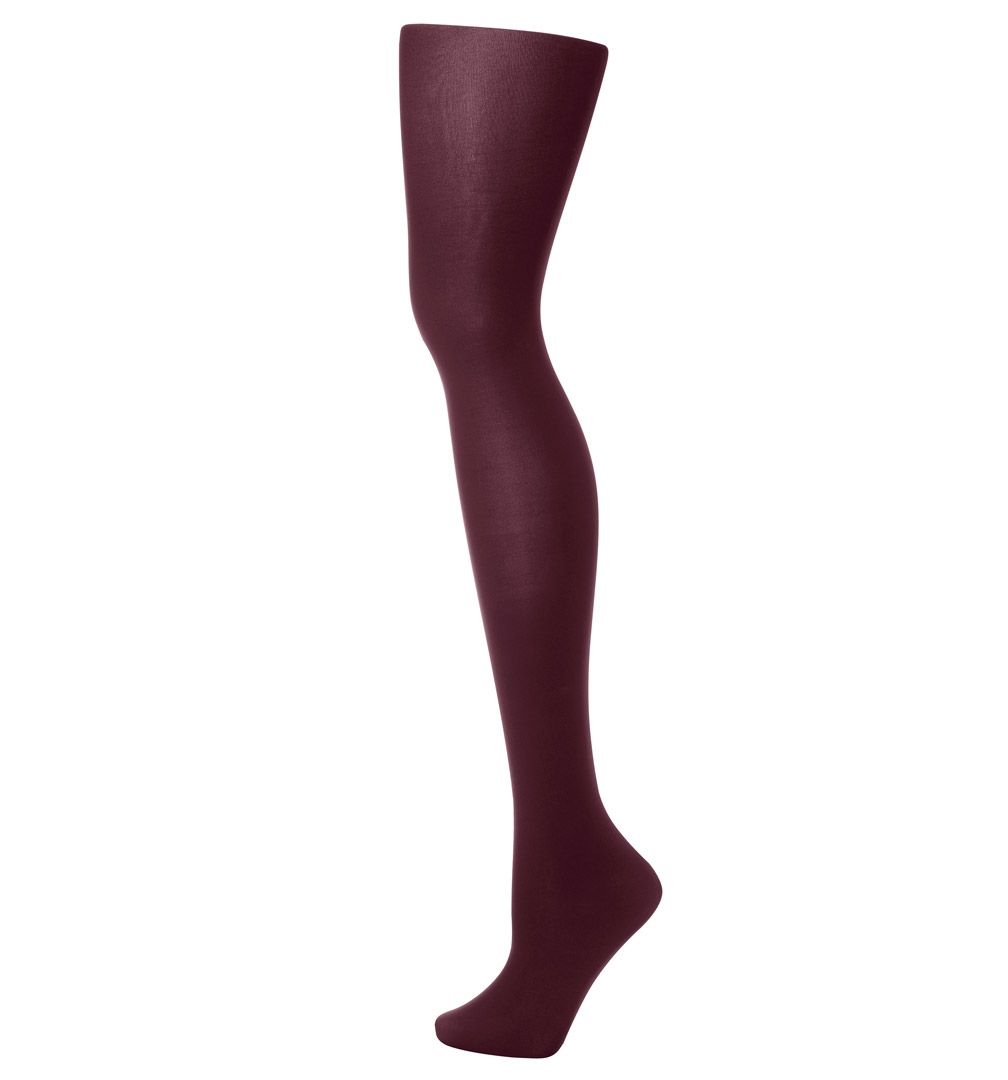 Opaque tights 60den