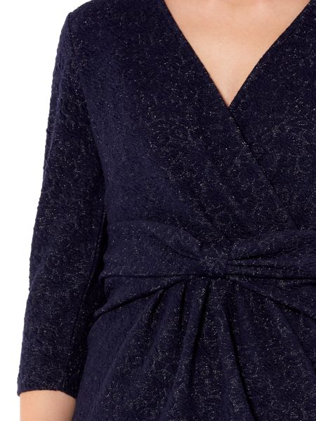 Dickins & Jones Sparkle ponte dress
