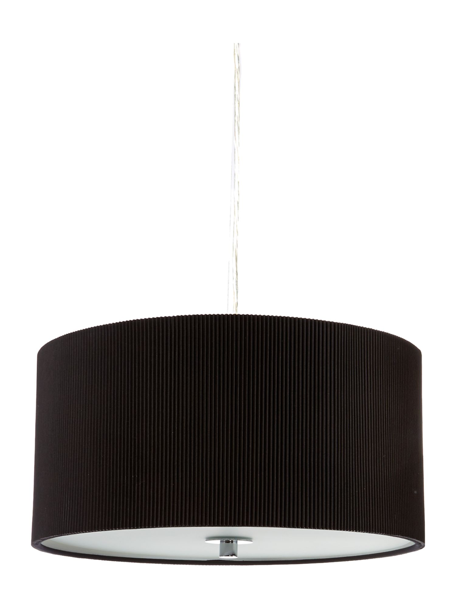 Zaragoza medium black ceiling pendant