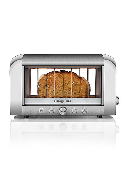 magimix magimix vision toaster orange 11530 house of fraser. Black Bedroom Furniture Sets. Home Design Ideas