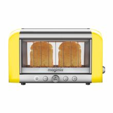 Magimix Vision Toaster Yellow 11531
