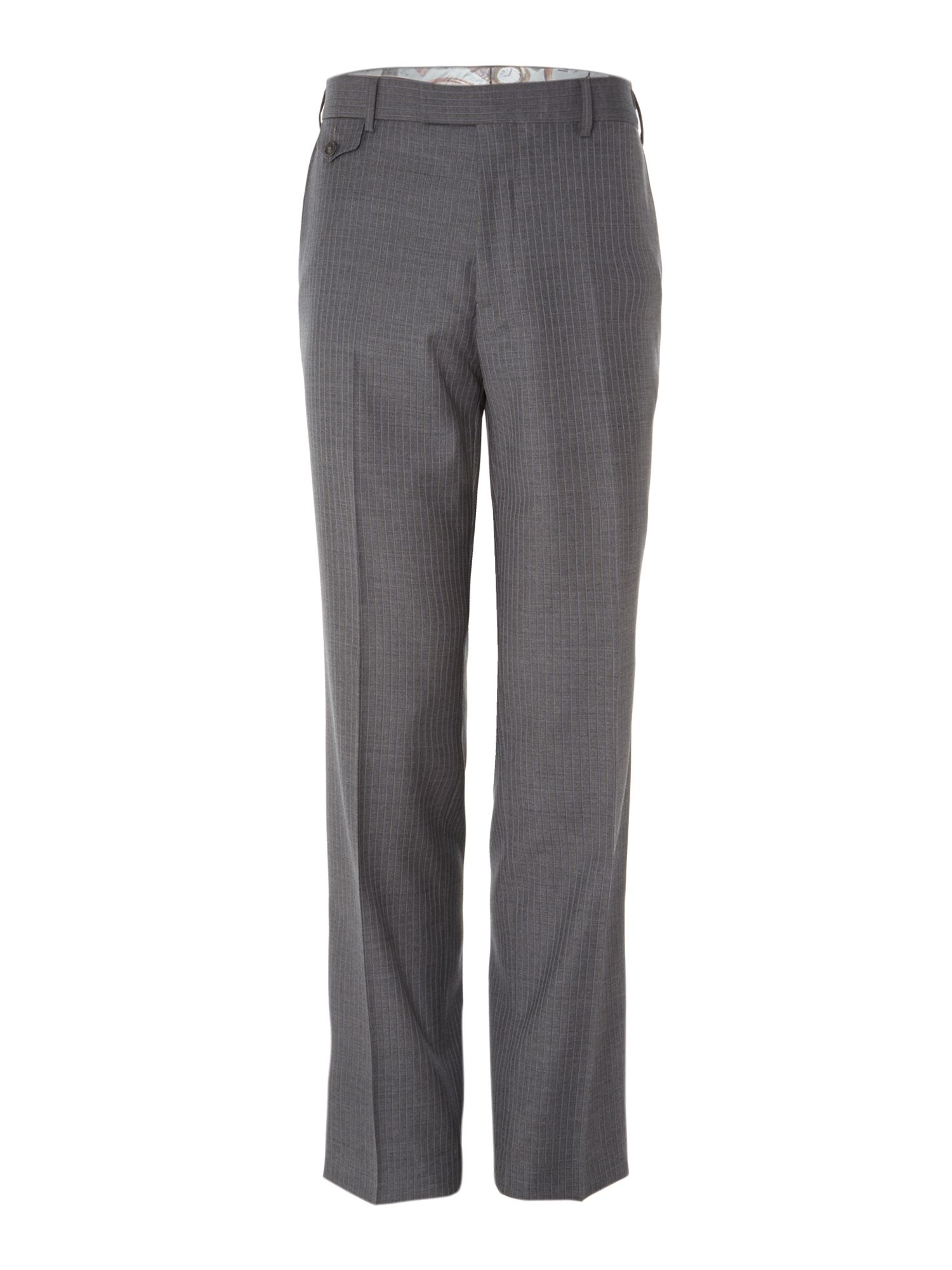 Wilozt sterling regular fit pinstripe trouser