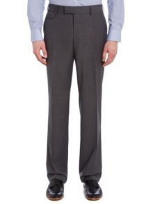 Wilozt sterling regular fit pinstripe trousers