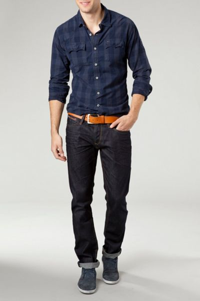 Tommy Hilfiger Angus check shirt
