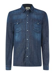 Gratton Montreal Denim Shirt