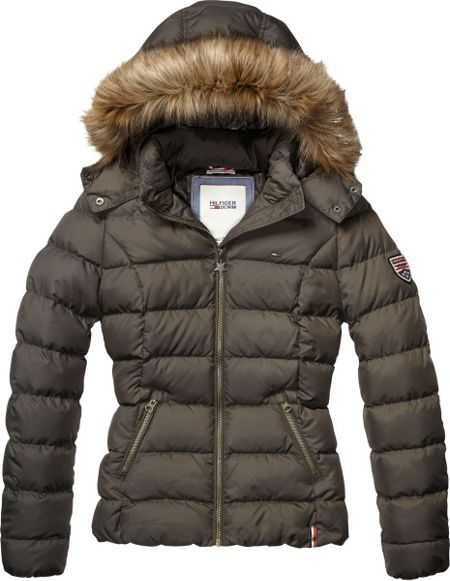 Tommy Hilfiger Martina hooded jacket