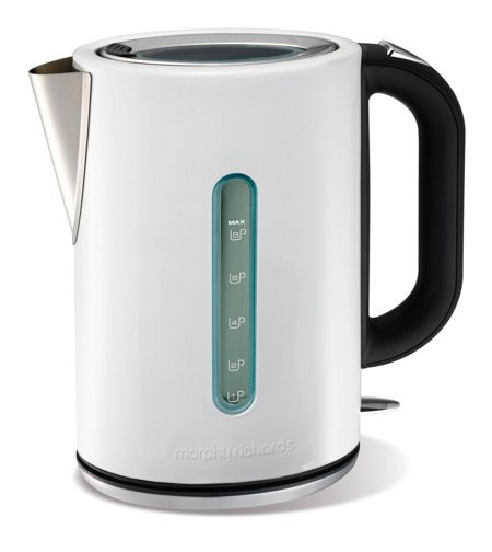 Morphy Richards Elipta jug kettle white
