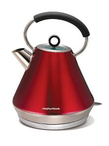 Elipta traditional kettle, Red 102204