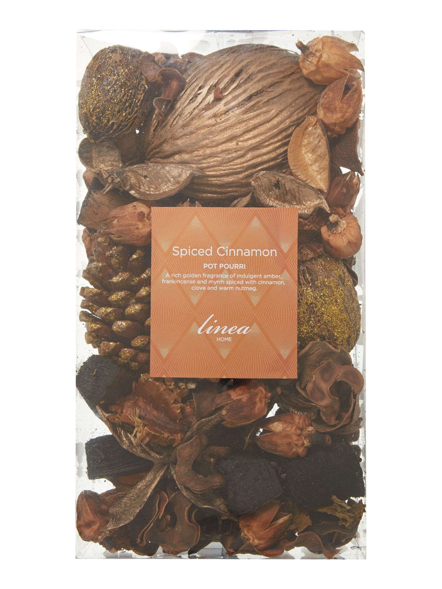 Spiced cinnamon pot pourri
