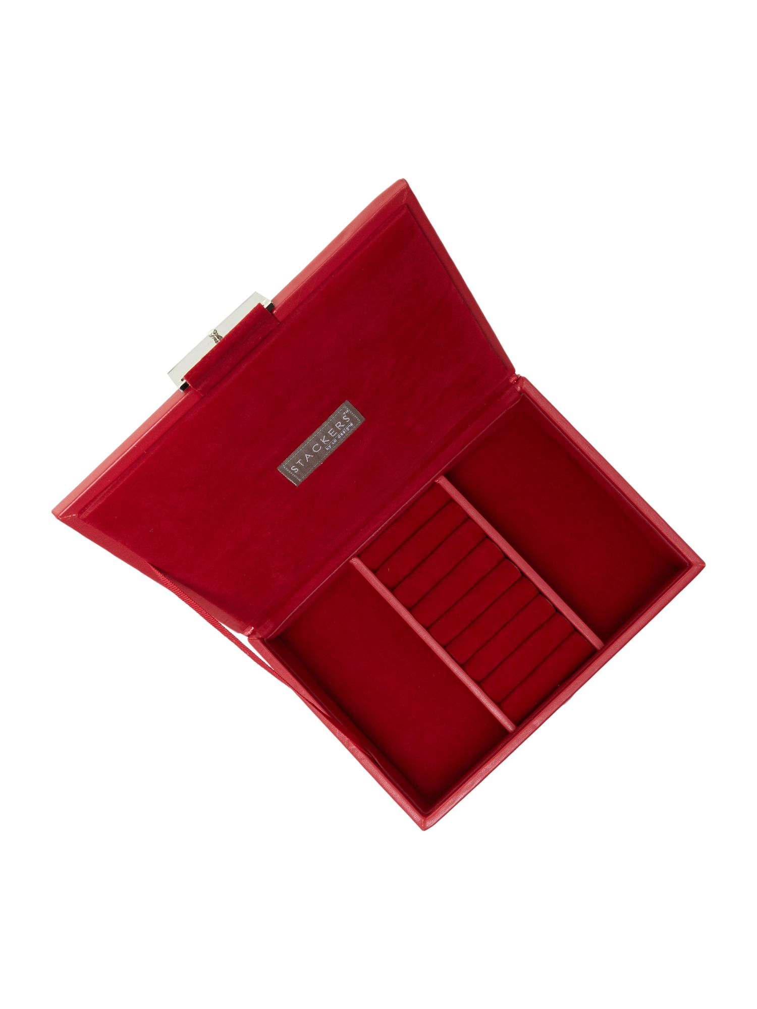 Red mini jewellery box set