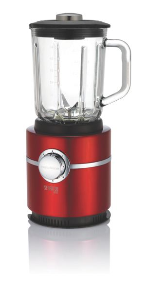 Morphy Richards accent blender, red 620w